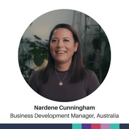 Nardene Cunningham Business Development Manager