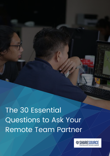 The 30 Essential Questions to Ask Your Remote Team Partner